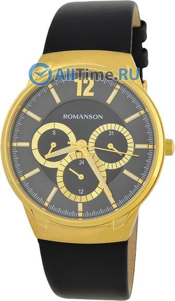 Мужские часы Romanson TL4209FMG(BK)