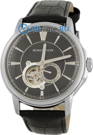 Мужские часы Romanson TL4212RMW(BK)