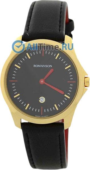 Женские часы Romanson TL4214UUG(BK)BK