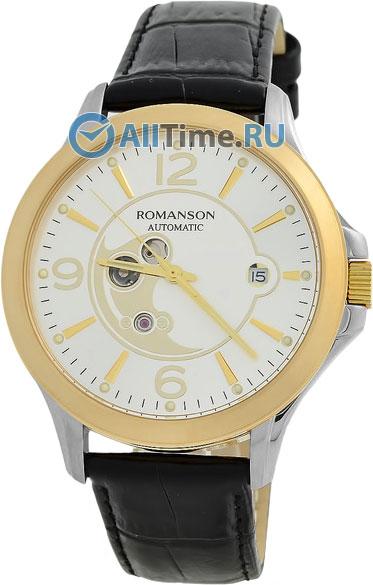 Мужские часы Romanson TL4216RMC(WH)BK
