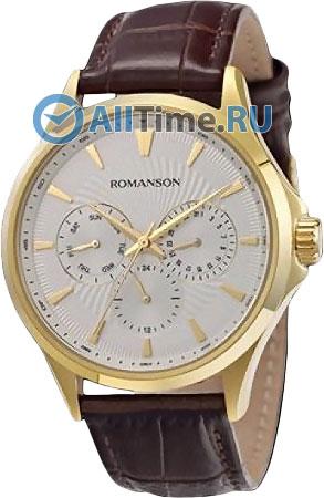 Мужские часы Romanson TL4222FMG(WH)