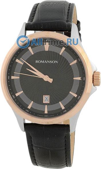 Мужские часы Romanson TL4222MJ(BK)