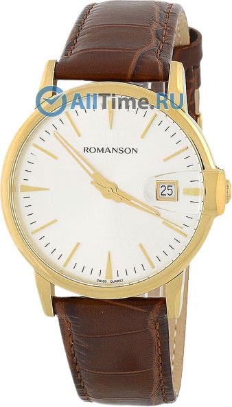 Мужские часы Romanson TL4227MG(WH)