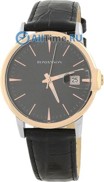 Мужские часы Romanson TL4227MJ(BK)