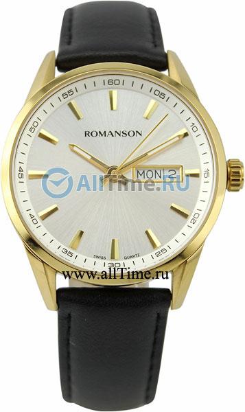 Мужские часы Romanson TL4241MG(WH)