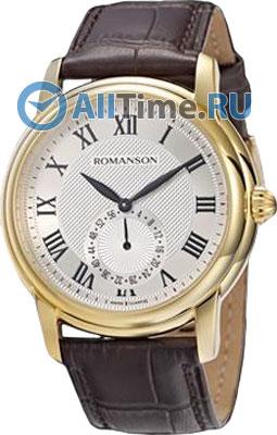 Мужские часы Romanson TL4255JMG(WH)