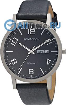 Мужские часы Romanson TL4257MW(BK)