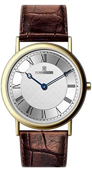 Мужские часы Romanson TL5110SMC(WH)