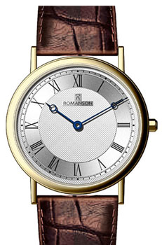 Мужские часы Romanson TL5110SMG(WH)