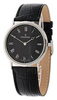 Мужские часы Romanson TL5110SMW(BK)