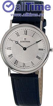 Мужские часы Romanson TL5110SMW(WH)