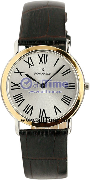 Мужские часы Romanson TL5111MC(WH)