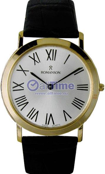 Мужские часы Romanson TL5111MG(WH)