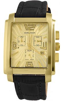 Мужские часы Romanson TL5140HMG(GD)