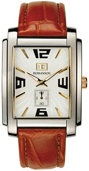 Женские часы Romanson TL5140SMC(WH)