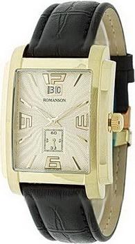 Мужские часы Romanson TL5140SMG(GD)