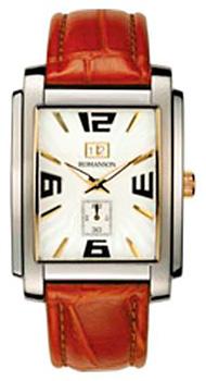 Мужские часы Romanson TL5140SMJ(WH)