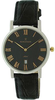 Мужские часы Romanson TL5507NMC(BK)