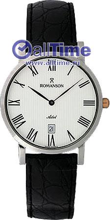 Мужские часы Romanson TL5507SMJ(WH)
