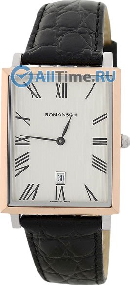Мужские часы Romanson TL6522CMJ(WH)