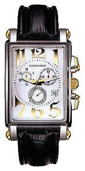 Мужские часы Romanson TL6599HMC(WH)