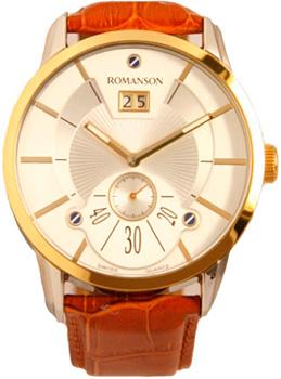 Мужские часы Romanson TL7264SMC(WH)