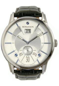 Мужские часы Romanson TL7264SMW(WH)