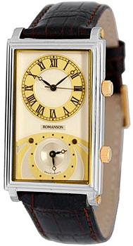 Мужские часы Romanson TL8202MC(WH)