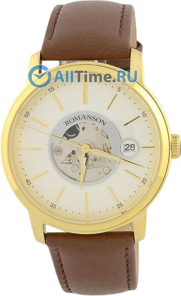 Мужские часы Romanson TL8222OMG(WH)