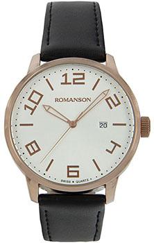 Мужские часы Romanson TL8250BMR(WH)