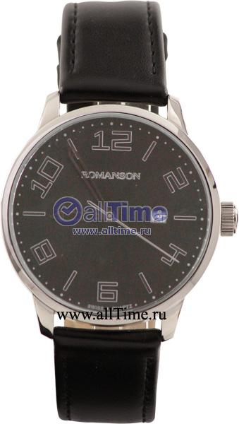 Мужские часы Romanson TL8250BMW(BK)