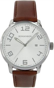 Мужские часы Romanson TL8250BMW(WH)