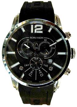 Мужские часы Romanson TL9213HMD(BK)