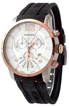 Мужские часы Romanson TL9213HMJ(WH)