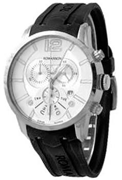Мужские часы Romanson TL9213HMW(WH)