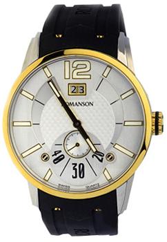 Мужские часы Romanson TL9213MC(WH)