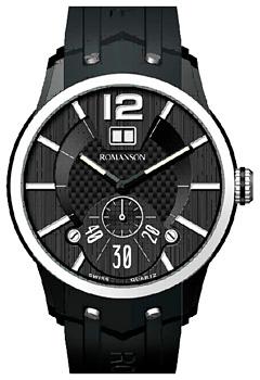 Мужские часы Romanson TL9213MD(BK)