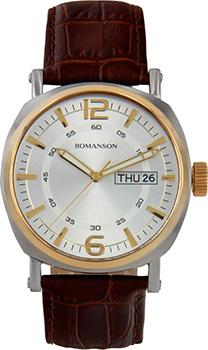 Мужские часы Romanson TL9214MC(WH)