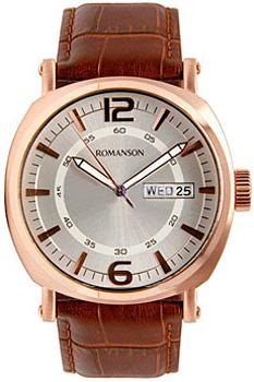 Мужские часы Romanson TL9214MR(WH)