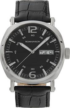 Мужские часы Romanson TL9214MW(BK)
