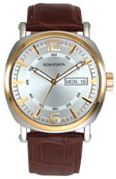 Мужские часы Romanson TL9214MW(WH)
