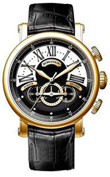 Мужские часы Romanson TL9220BMG(BK)