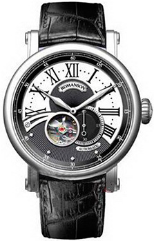 Мужские часы Romanson TL9220RMW(BK)