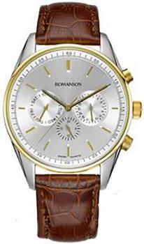 Мужские часы Romanson TL9224MC(WH)
