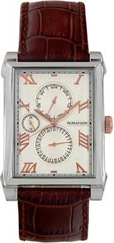 Мужские часы Romanson TL9225MJ(WH)