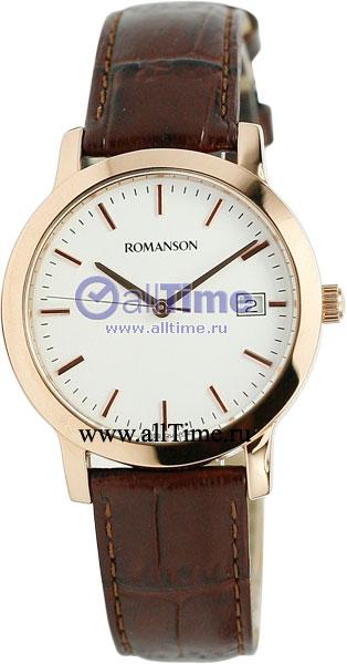 Мужские часы Romanson TL9245MR(WH)
