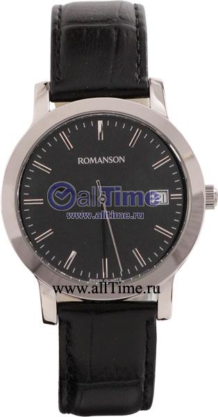 Мужские часы Romanson TL9245MW(BK)