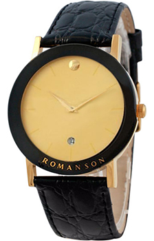 Женские часы Romanson TL9963MG(GD)