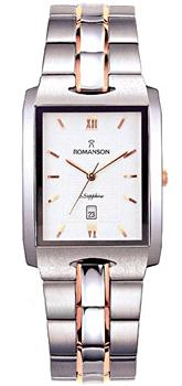 Мужские часы Romanson TM0186XJ(WH)