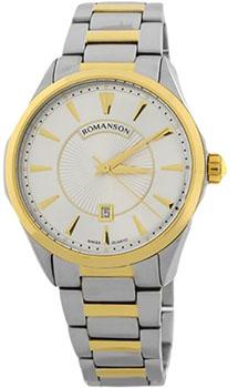 Мужские часы Romanson TM0337MC(WH)